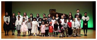 2011年 ピアノ発表会