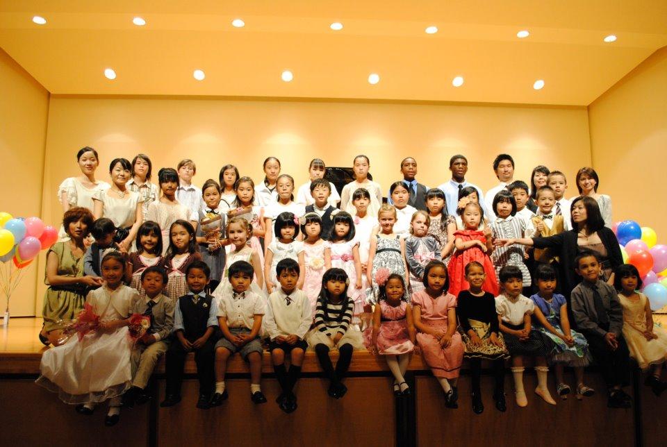 2012年 ピアノ発表会