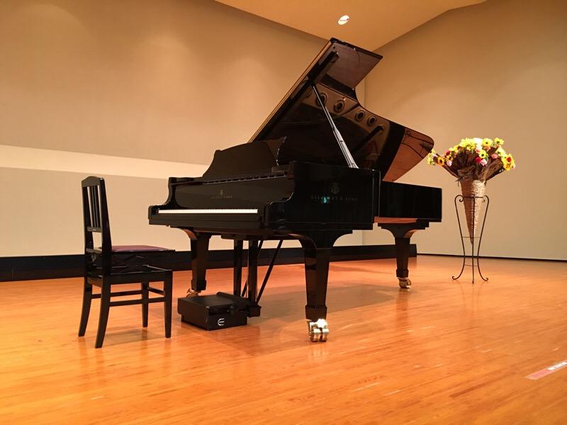2016年ピアノ発表会を終えて