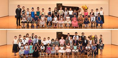 沖縄 ピアノ教室 2018年発表会
