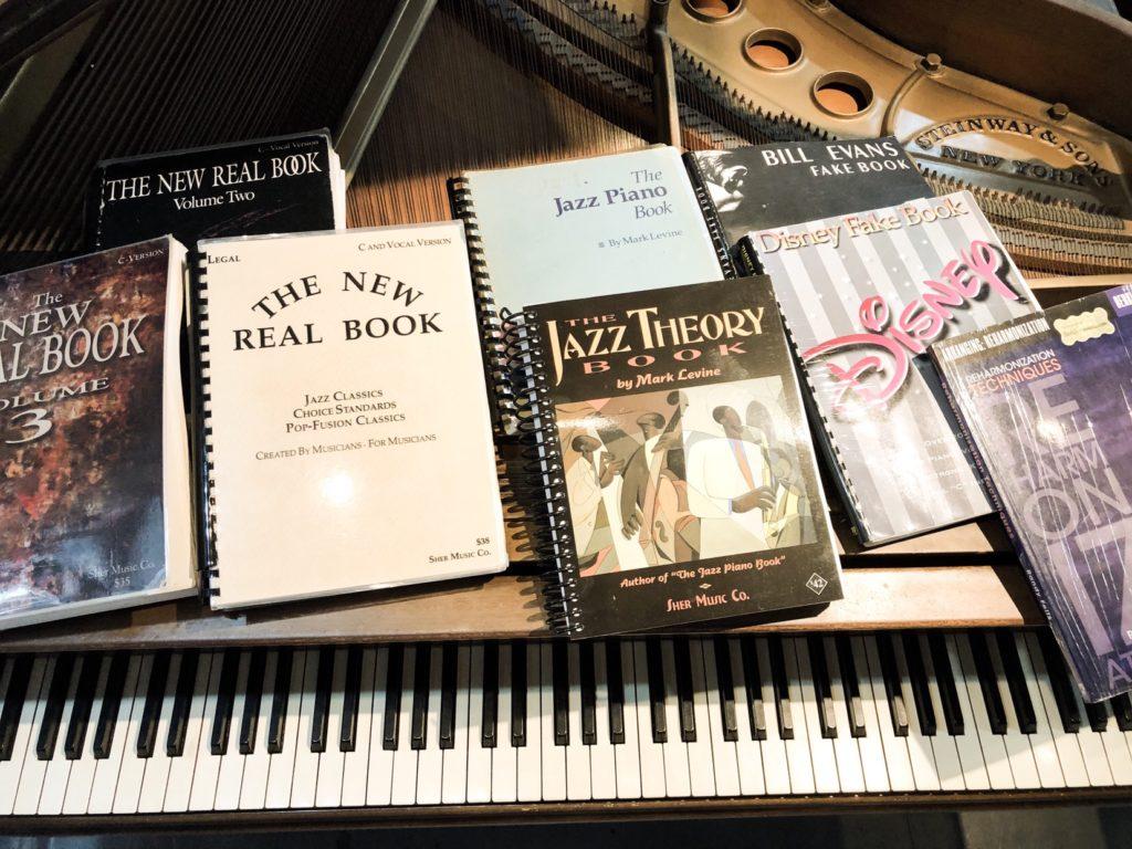 コード弾き・ジャズピアノ