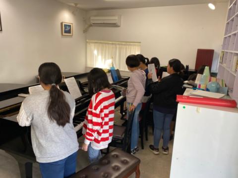 小中学生の音楽理論勉強会