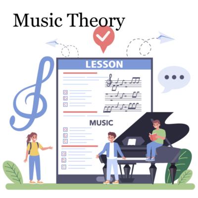 理論①:コード弾きのための音楽理論